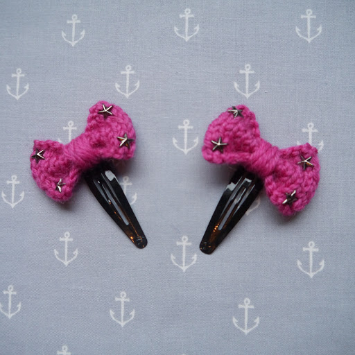 New Collection: Suta Hair Clips