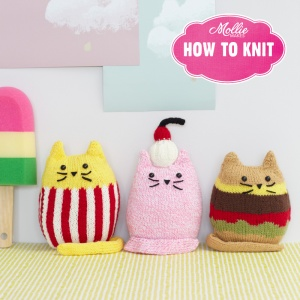 Mollie Makes How To Knit images2