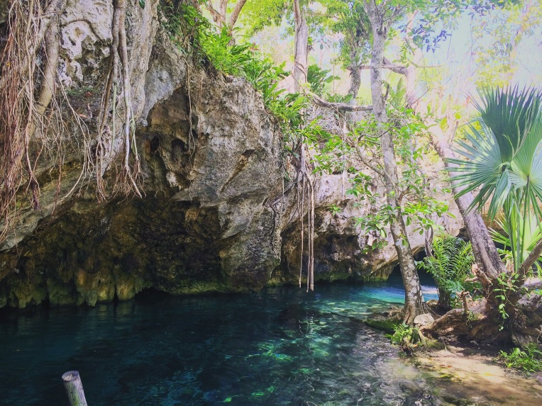 Grand Cenote Mexico